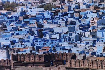 Old town of Jodhpur
