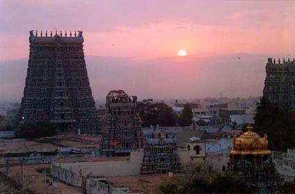 Temple Sree Meenaskhi